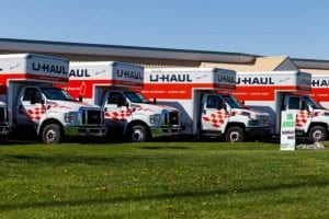 U-Haul Moving Van Accident Lawsuit
