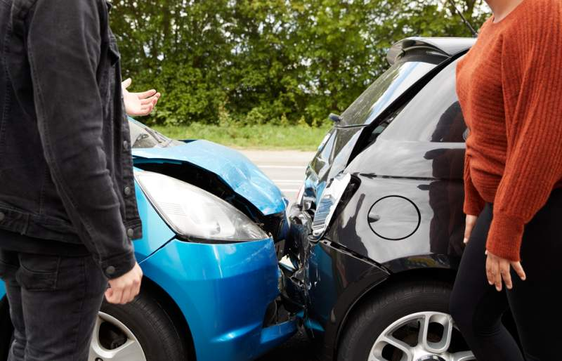 Who Is Liable In A Car Accident